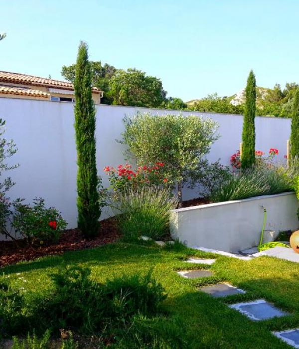 Creer un jardin provencal - Creation jardin ...