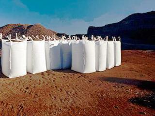 Pouzzolane en big bag de 500 litres