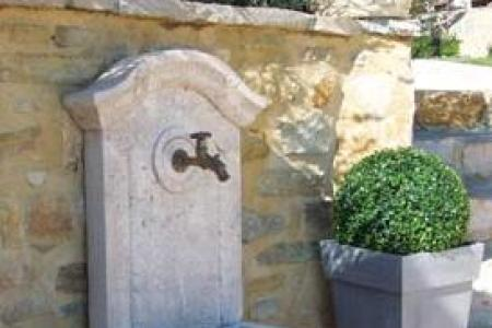 Fontaine murale