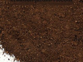 Topsoil near Aix en Provence