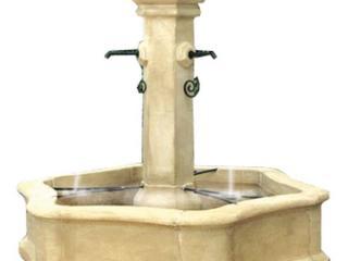 Fontaine centrale ou de village