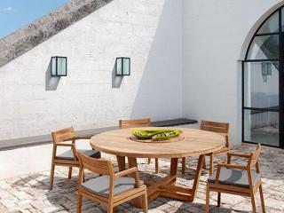 Choisir une table de jardin