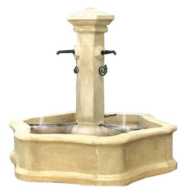 Vente de fontaines et bassins de jardin - Vente Poterie et déco