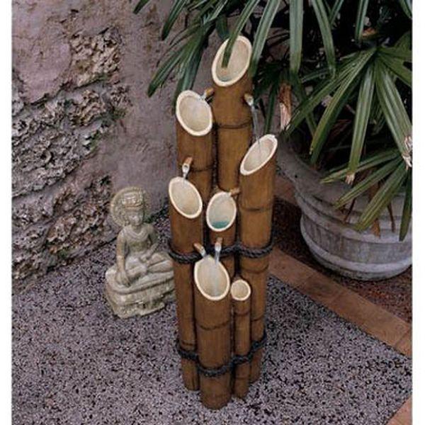 Deco bambou pour jardin | Hotelauxsacresreims