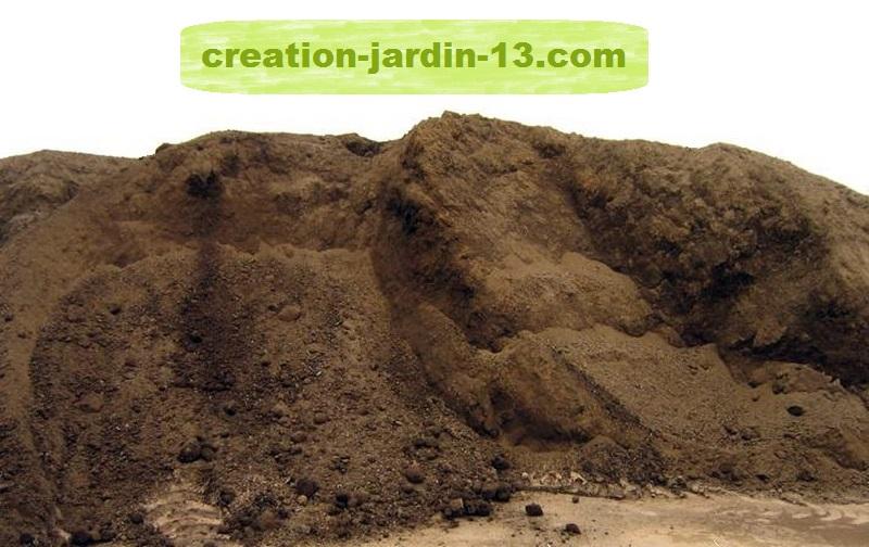 Topsoil near aix en provence acheter terre v g tale for Entretien jardin 13