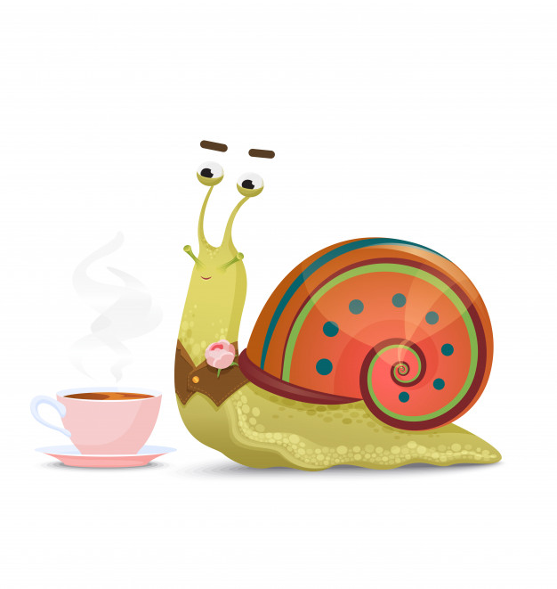 Café escargot