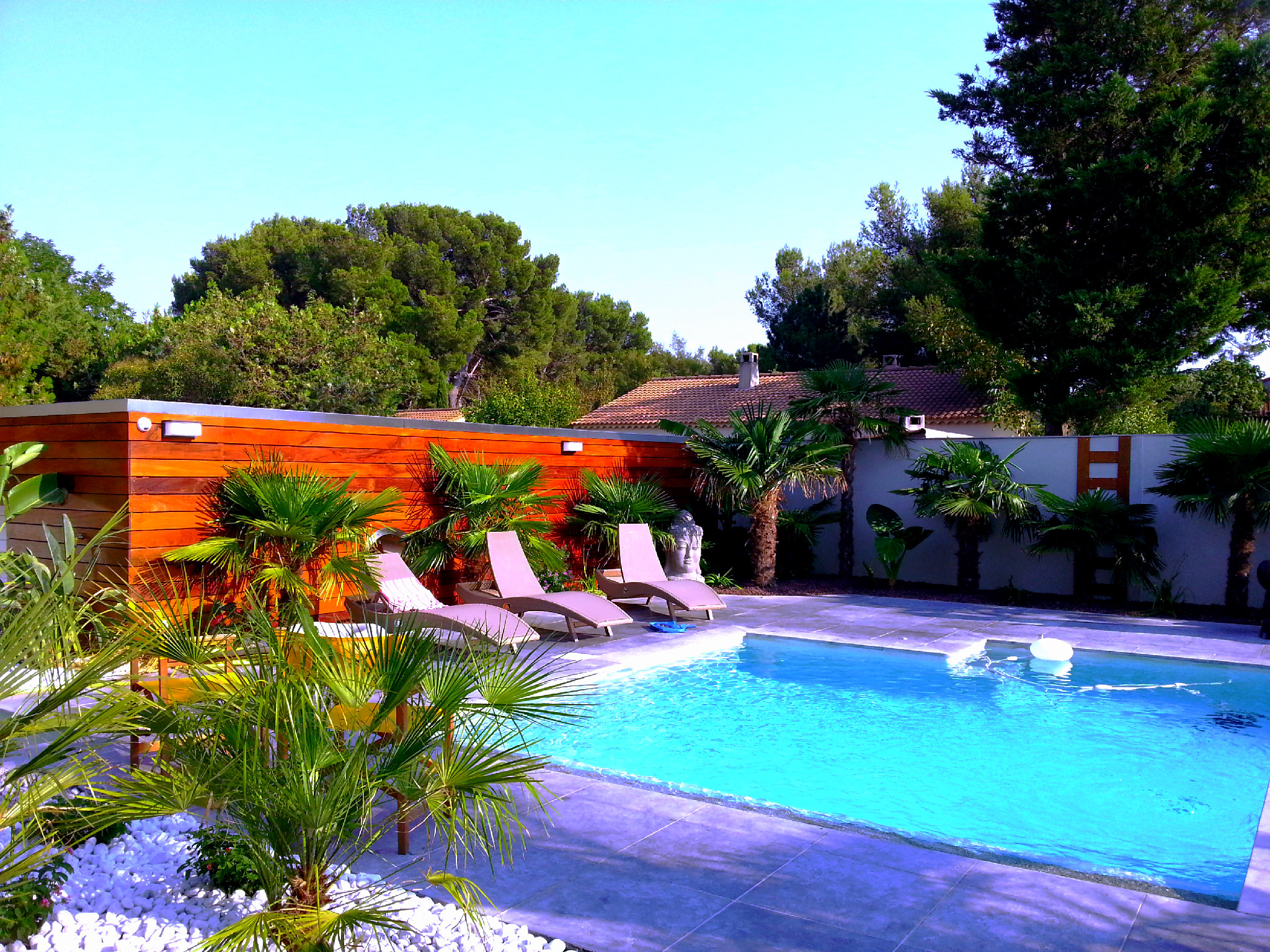 Am nagement piscine th me de jardins marseille 13 aix for Amenagement paysager autour piscine